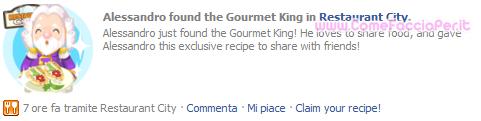 gourmet king