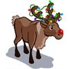 Clumsy Reindeer