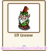 Giftable Elf Gnome