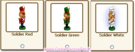 Giftable Soldier