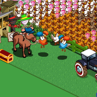 tifoseria farmville per il super bowl