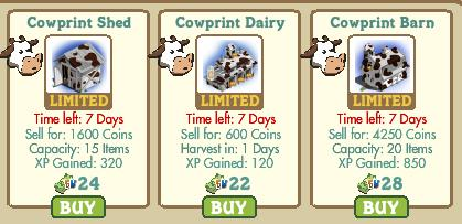 cowprint farmville