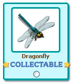 dragonfly collectable farmville