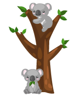 eucalyptus-tree-with-koalas