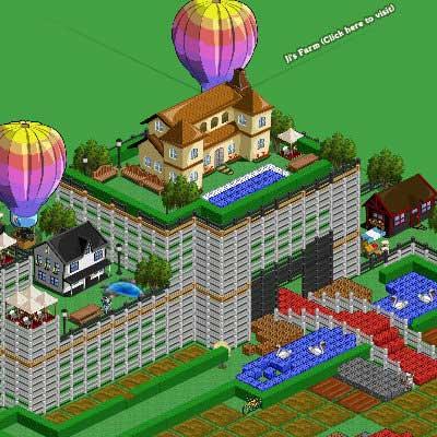 farmville stacking villa