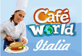 logo cafè world italia