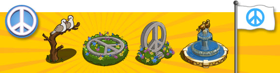 peace on farmville
