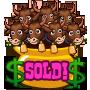 Cow Selling icon  FrontierVille   Tutte le Missioni