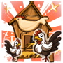 Share Build a Chicken Coop  FrontierVille   Tutte le Missioni