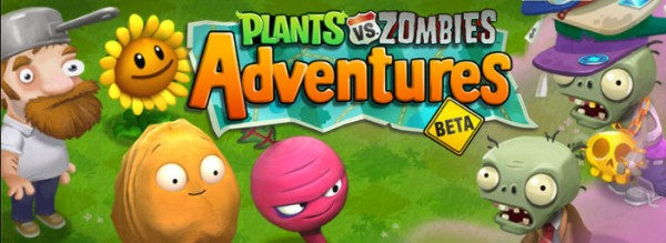 plants vs zombies adventure intro