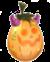 Evil Pumpkin Egg