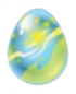 Flourescent Egg