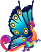 Butterfly Dragon 3
