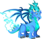 Cf dragon Transparent
