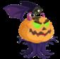Evil Pumpkin Dragon