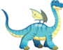Brontosaurus dragon 31