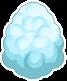 Cloud egg 70x82