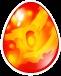 Firebird Dragon Egg