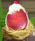 Icecream egg 70x82