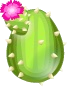 SCactus Dragon Egg