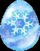 Snowflake Egg