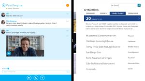 schermata skype