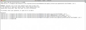OS X 10.9 Mavericks ed il problema della password dell'email