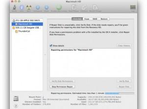 OS X 10.9 Mavericks non si arresta, non si spegne