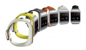 Samsung Galaxy Gear smartwatch sarà compatibile con Galaxy S4, S3, Note 2