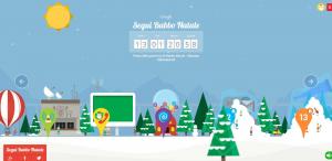 Giochi di Babbo Natale con Google