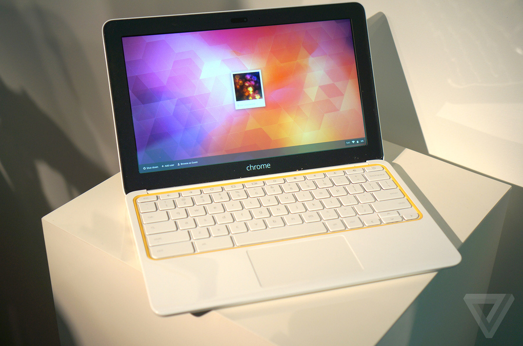 Google HP Chromebook 11